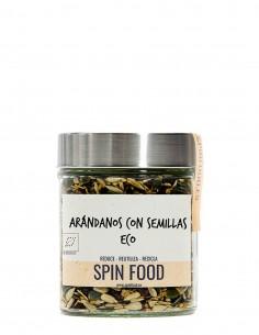 Mezcla-de-Semillas-y-Arandanos ecológica-350-g-SpinFood