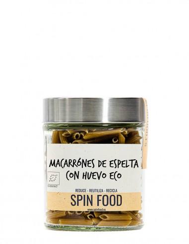 Macarrones-Con-Huevo-De-Espelta-Ecológicos-300g-SpinFood