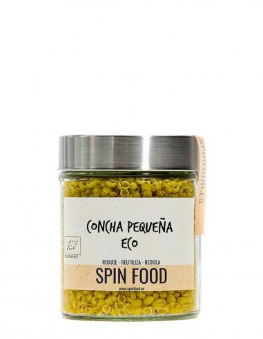 Pasta-Con-Forma-De-Concha-Pequeña-Ecológica-400g-SpinFood