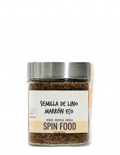 Semillas-Lino-Marrón-Ecológicas-SpinFood-500-g