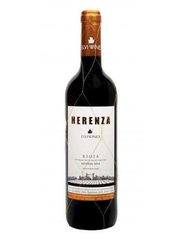 Vino Tinto HERENZA DOP Rioja Reserva...