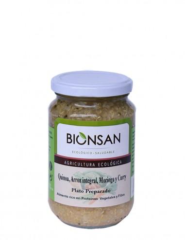 Quinoa Ecológica con Arroz Integral...