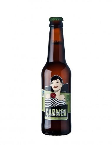 Cerveza Ecológica 330ml La Carmen