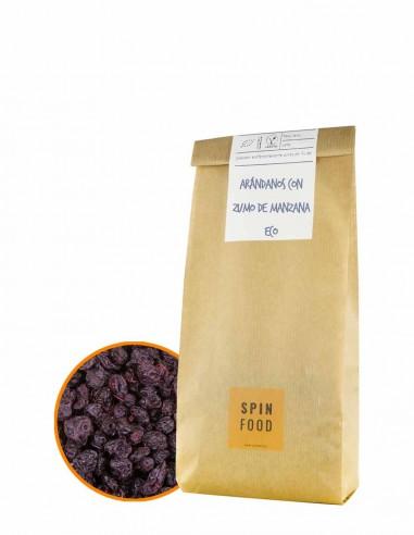 arandanos-con-zumo-de-manzana-ecologicos-spinfood-a-granel