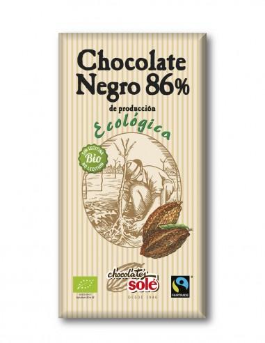 chocolate-negro-ecologico-86%-cacao-tableta-100-g-sole