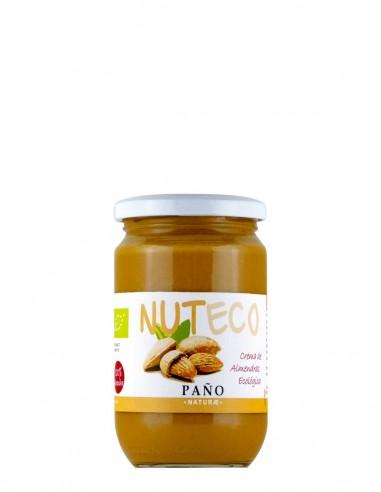 Crema d'Ametlla 100% Ecològica NUTECO...
