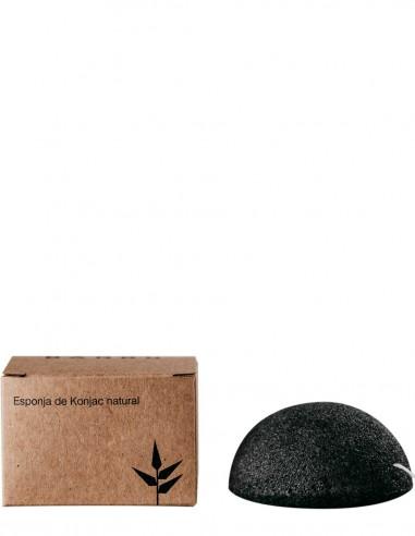 esponja-de-konjac-facial-con-carbon-activado-banbu