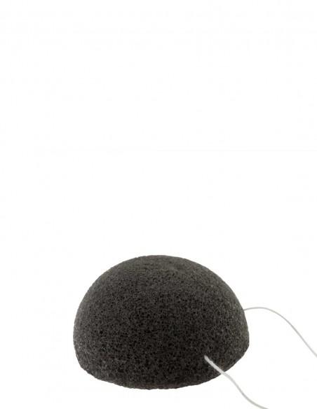 esponja-de-konjac-facial-con-carbon-activado-banbu-abierta