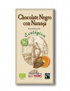 Xocolata Negre amb Taronja...
