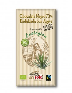 chocolate-negro-con-agave-ecologico-73%-cacao-tableta-100-g-sole
