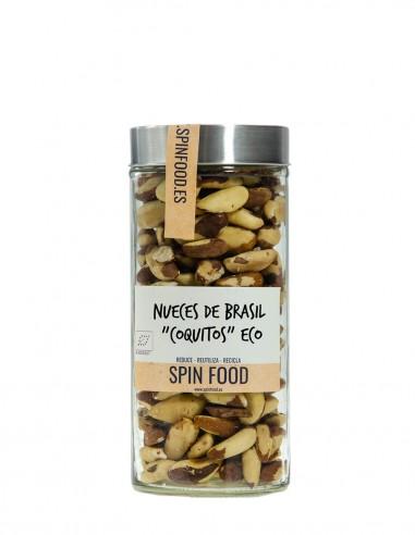 """Nueces-De-Brasil-""""Coquitos""""-Ecológicas-1kg-SpinFood"""
