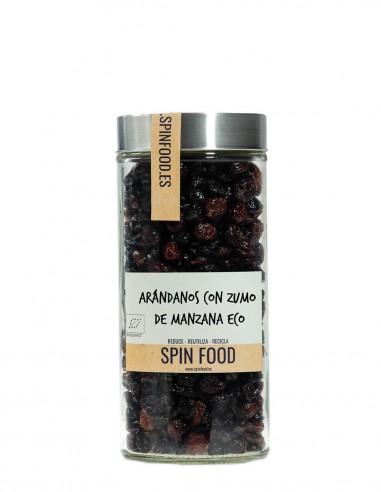 Arándanos-Con-Zumo-De-Manzana-Ecológicos-1kg-SpinFood
